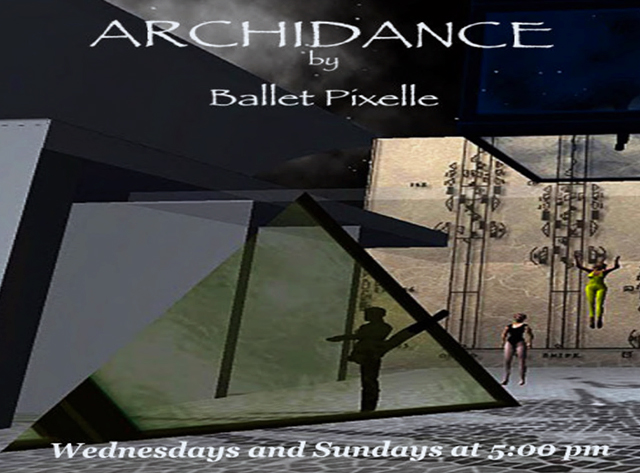 Archidance Premiering March 27, 2016